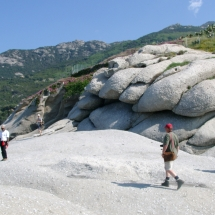 Elbe granite porphyre