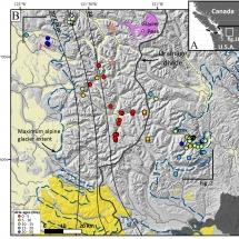 Carte Geologique Cascades