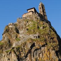 Ardèche 150 Le Puy - St Michel d'Aiguilhe