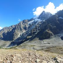 Scolaire Glaciers Alpes Climat